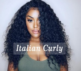 Romantic/Italian Curly