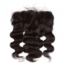 Sivolla 13X6 Lace Frontal Closure Body Wave/Straight/Deep Wave 100% Human Hair