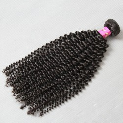1Bundle Cheap Sales Peruvian Kinky Curly 100gram Natural RAW Virgin Hair