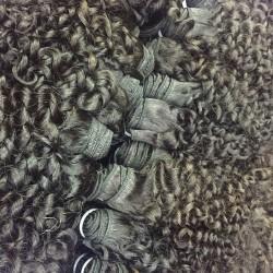 4 Bundle Deals Thick Human hair raw Cambodian hair Italian Curly Ocean Wave Virgin unprocessed 4pcs/lot SivollaHair Unprocessed Wholesale