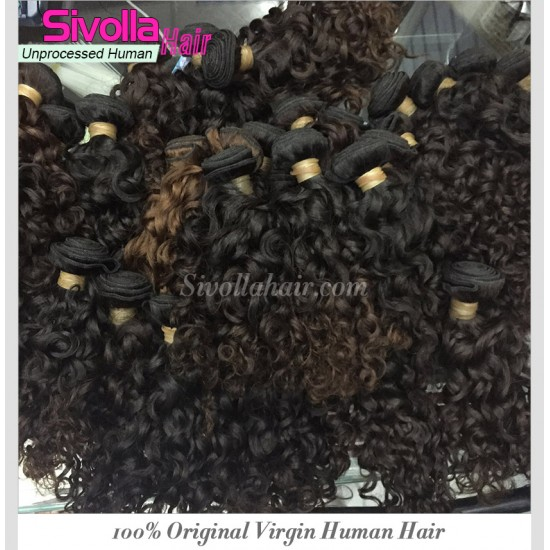 Grade 9A Authentic Virgin Human Cambodian Natural Hair Original 3Bundles Deal with Affordable Price Factory Outlet
