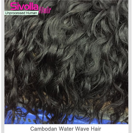 Wholesale Price 10pcs Grade 10A Water Wave Hair 10Bundle Deals Natural Original Authentic Human Hair Drop Shipping