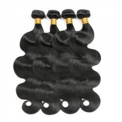 Free Shipping Natural Hair Grade 9A Premium Quality Cambodian Body Wave 3 Bundle DEAL Soft and Smoothly Human Hair Weave Unprocessed 100% Human Original Hair