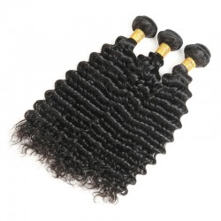 2 bundles Deep Wave SivollaHair Hair Fresh Style Unprocessed Indian Virgin Deep Wave Ultimate Promotion 2019 Trend Hair Fashion