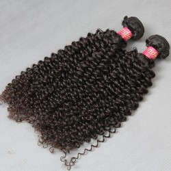 2 Pcs/lot Sivolla Hair Gorgeous Jerry Curly Virgin Indian 9A Afro Jerry CURLS No Corn Chip Smell unprocessed hair