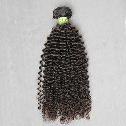1Bundle Hair Waves on Sleek Malaysian Jerry Curly Virgin Unprocessed Hair Raw Human Hair Bundles Hair Braiding 10A