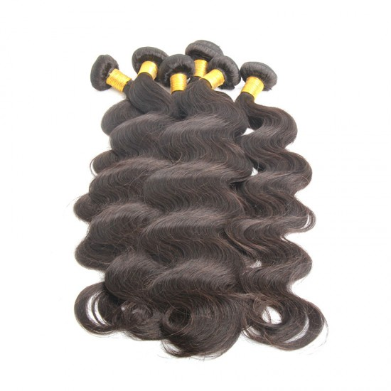 Body Wave Bundles Deal with Lace Frontal 13x4 Closure