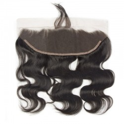 Body Wave Bundles Deal with Lace Frontal 13x4 No Shedding Lasting Over 1 Year Hair Weft with Closure Deal