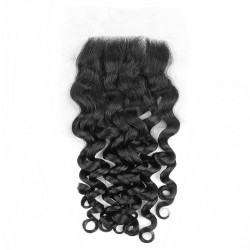 Sivolla 150% Density 4x4 Romantic/Itlian Curly Lace Closure