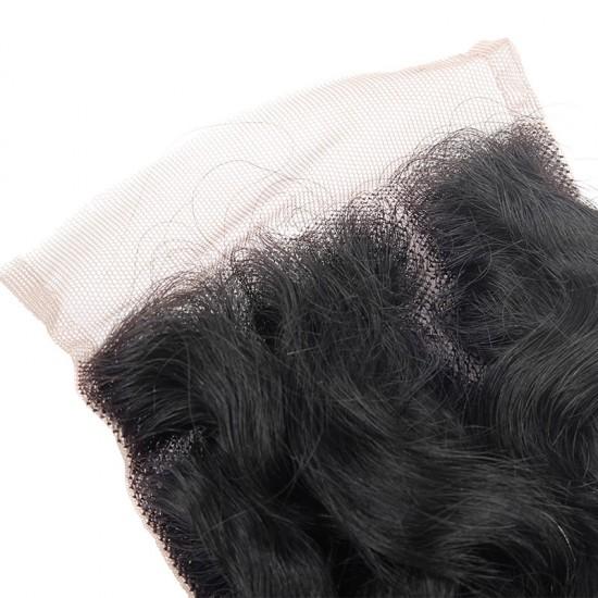 Sivolla 150% Density 4x4 Romantic/Itlian Curly Lace Closure