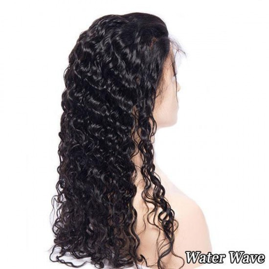 Lace Frontal Wig 13x4 Raw Human Hair Pre-Plucked Natural Hairline Deep Wave-Straight-Body Wave-Water Wave-Deep Curly-Kinky Curly | Sivolla Hair